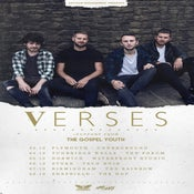 Image of VERSES + THE GOSPEL YOUTH @ The Underground, Plymouth | 03.10.15
