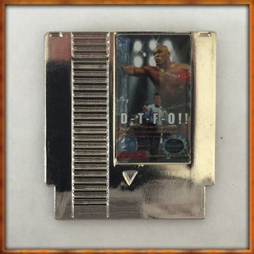 Image of Mike Tyson's Dab the F*** Out Nitendank Pin