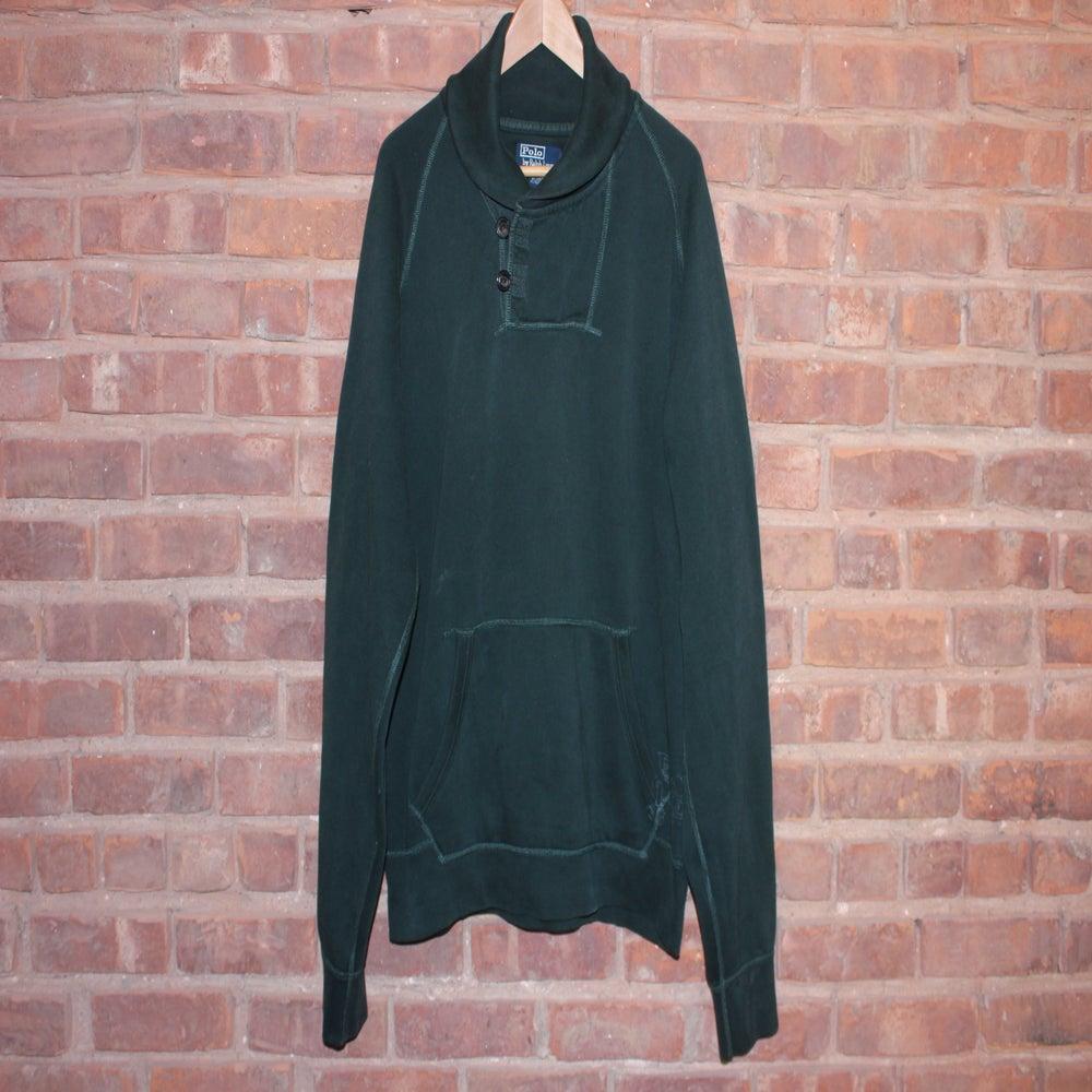 Image of Polo Ralph Lauren Shawl Collar Pullover, XL