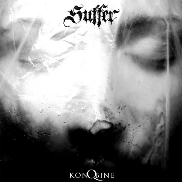 Image of Suffer - konQbine - Digipak