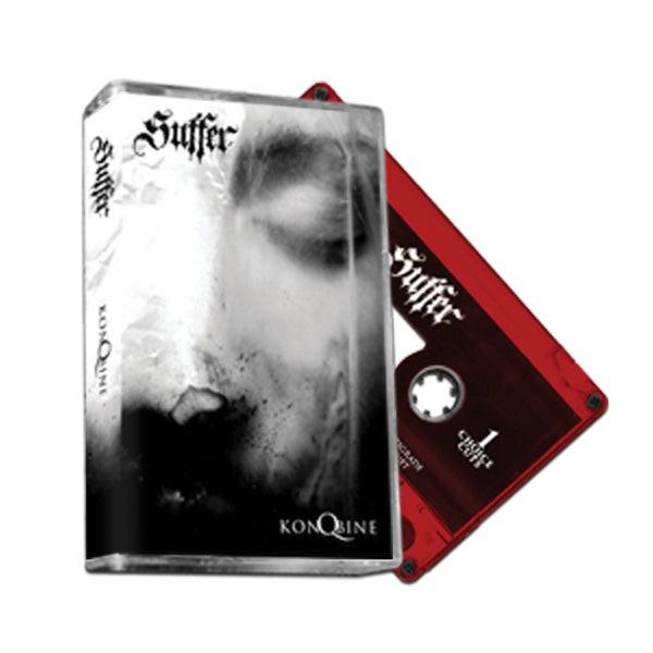 Image of Suffer - konQbine - Cassette