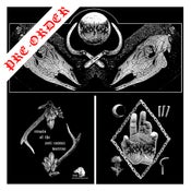"Image of *PRE-ORDER* 042 - Black Vice - Rituals of the Anti-Cosmic Doctrine - 12"" LP"