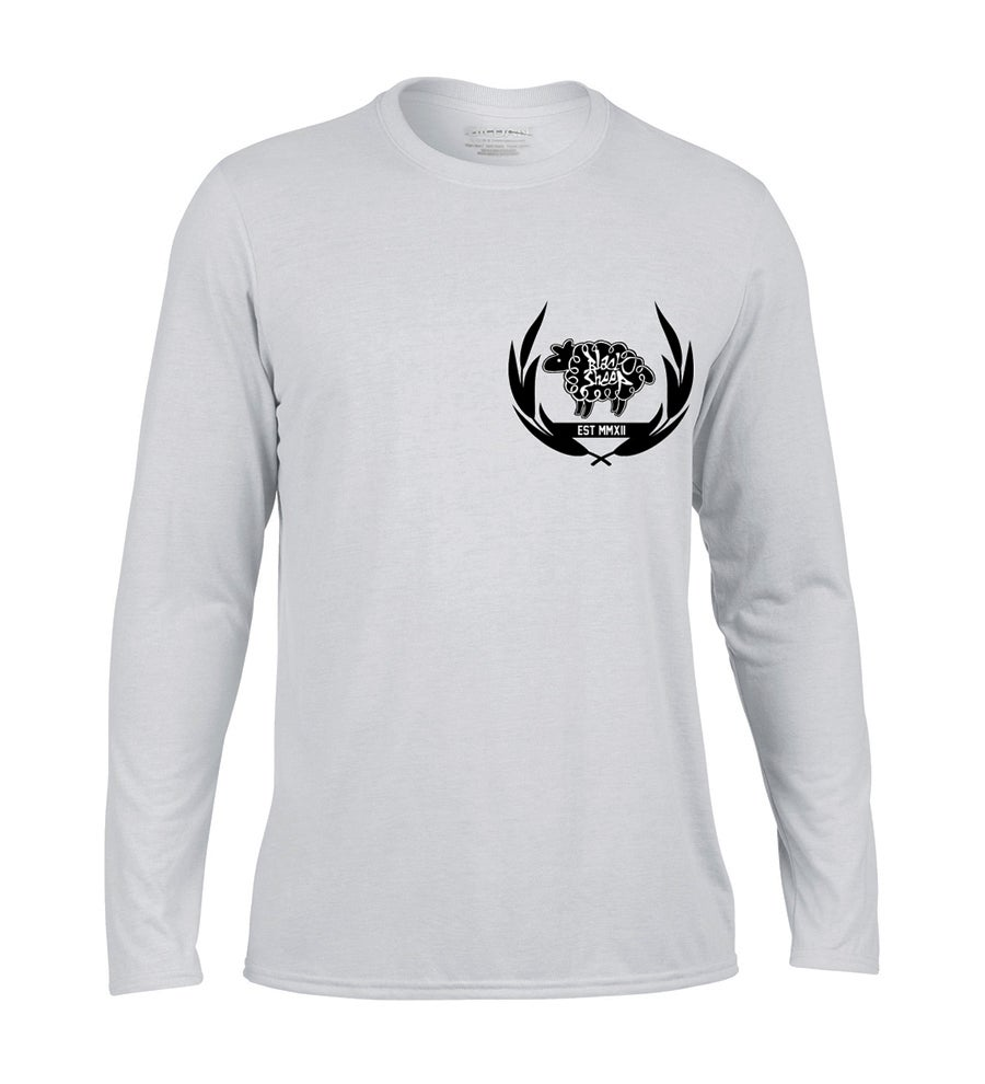 Image of 'F.F.T.B' LONG-SLEEVE T-SHIRT