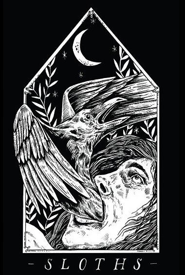"""Image of """"CROW EATER"""" T-SHIRT"""