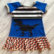 Image of T-Rex dress, size 4