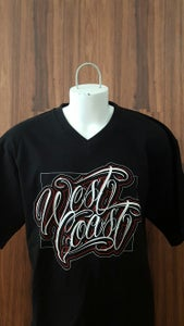 Image of Men's West Coast V-Neck Tee