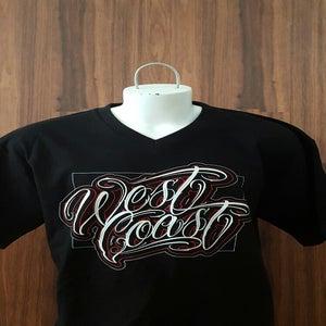 Image of Men's West Coast V-Neck Tee