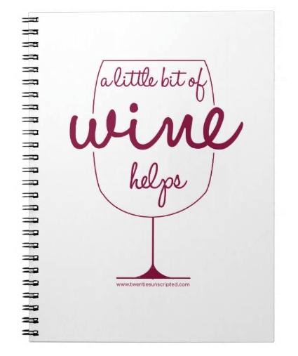 Image of Wine Notebook