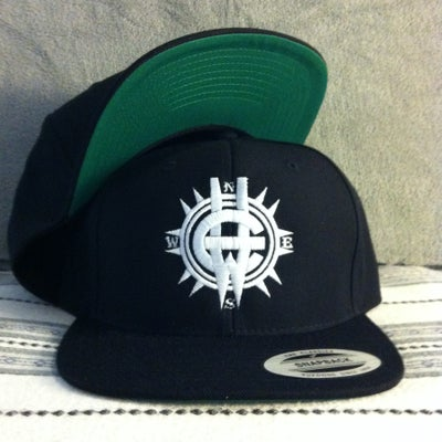 Image of EHW Compass Snapback