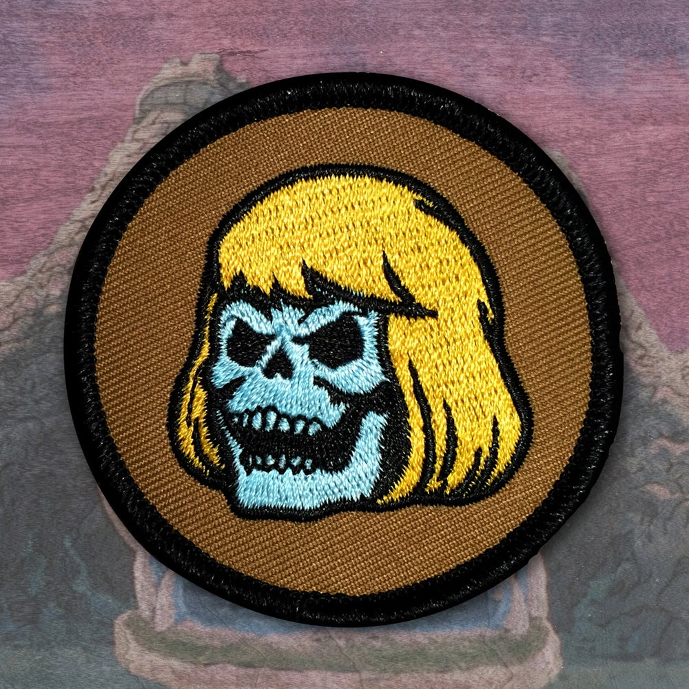 Image of Skeleman Patch