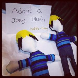 Image of Joey Plushie + Bracelets xoxo