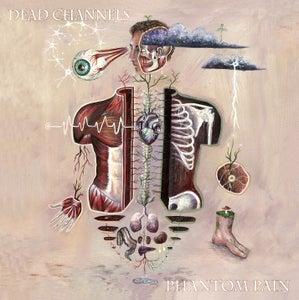 Image of Dead Channels - Phantom Pain CD