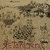 Image of Stupids - Retard Picnic Deluxe Edition Ltd Double Coloured Vinyl Lp with CD included
