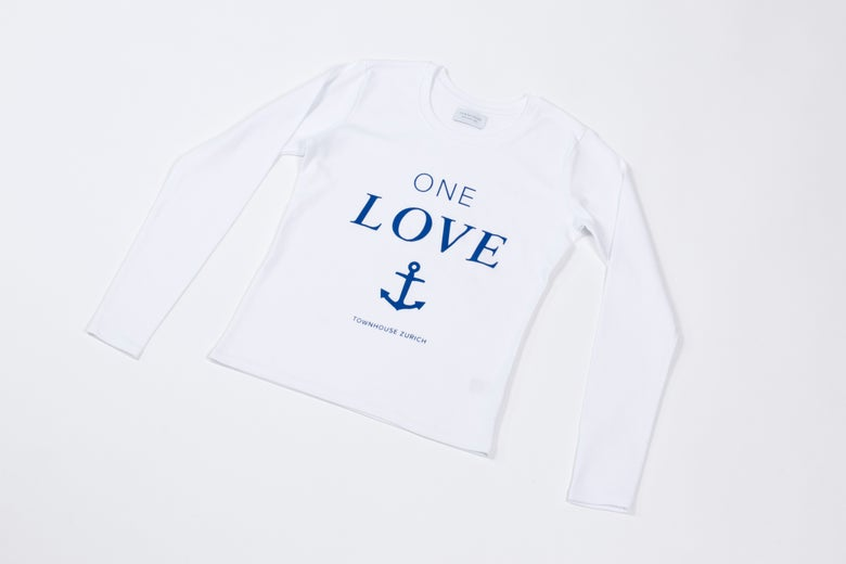 Image of One Love Thin Sweatshirt
