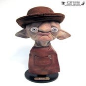 Image of Fitch- Workshop Elf, Character bust