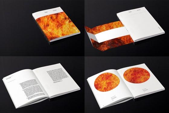 Image of Libro Llamaradas - Torregar