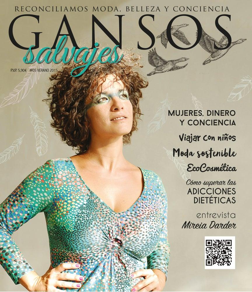 Image of Número 5. Gansos Salvajes Magazine