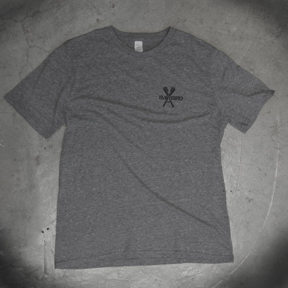 Image of RAW GREY TEE