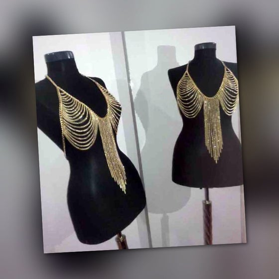 Image of Body Chain #3
