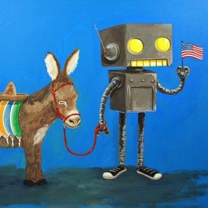 We Made It - Matt Q. Spangler Illustration