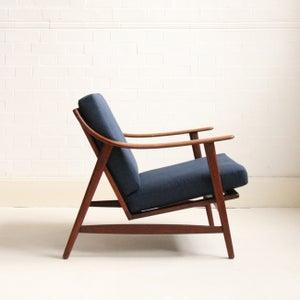 Image of Danish easy chair