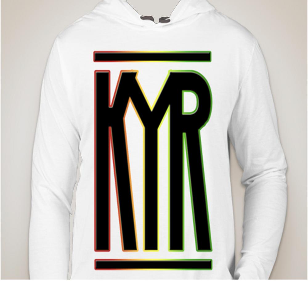 Image of KYR Anvil Long Sleeve Hoodie