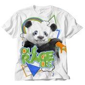 "Image of PARTY FOUL PANDA"" T-SHIRT"
