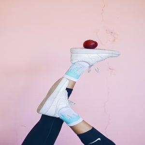 Image of Bloody Elsa Tennissocks