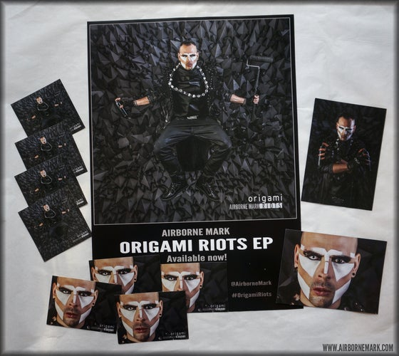 Image of Origami Riots Promo Pack