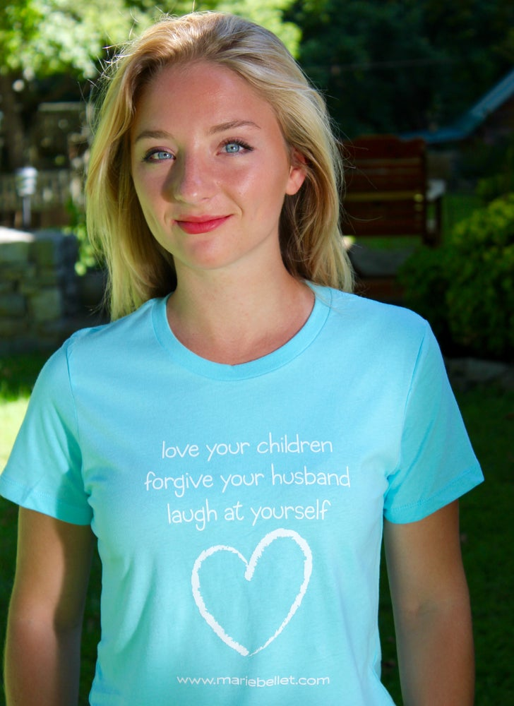 Image of Perfect T-Shirt for Wives and Mothers!