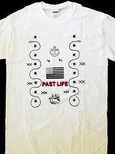 Image of Past Life Snake T-Shirt (Black)
