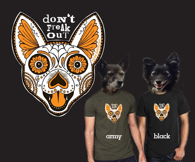 Image of Don't Freak Out-Mens