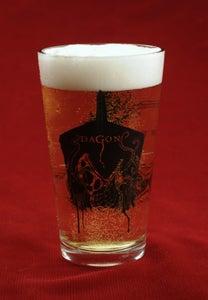 Image of DAGON Pint Glass
