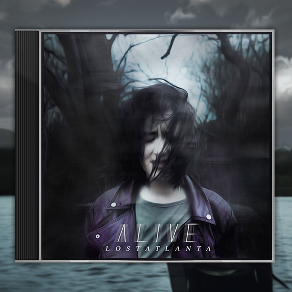 Image of 'ALIVE' EP - Physical CD