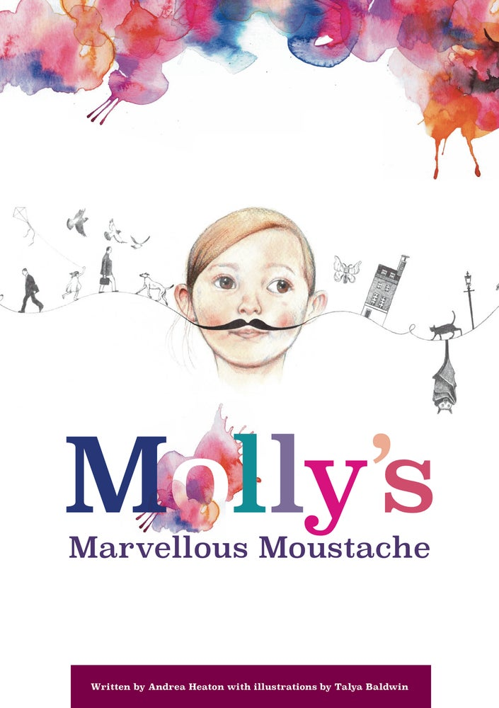 Image of Molly's Marvellous Moustache
