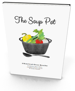 Image of The Soup Pot: A Home Cook's Dozen, Book One E-book