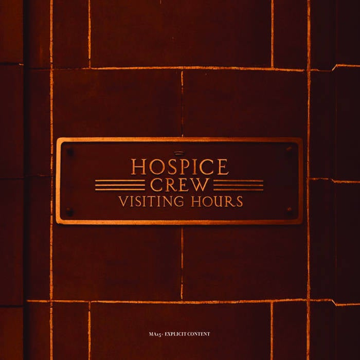 """Image of Hospice Crew """"Visiting Hours"""" CD"""