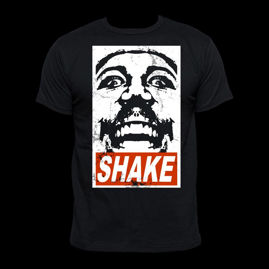 Obey T-Shirt / Shakelous Merch