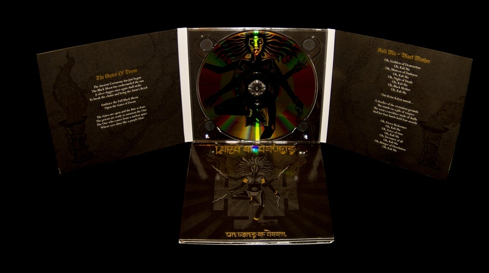"Image of LORD OF DOUBTS ""The Gates Of Doom"" digi-CD"