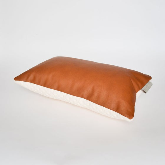 Image of Kumo Cushion Cover - Tawny Lumbar