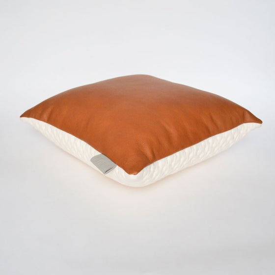 Image of Kumo Cushion Cover - Tawny Square