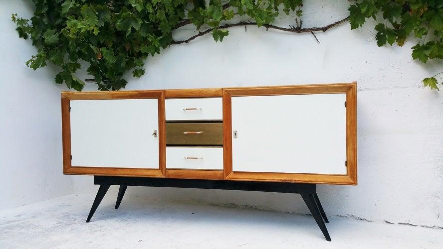 Image of Enfilade blanche - Vintage