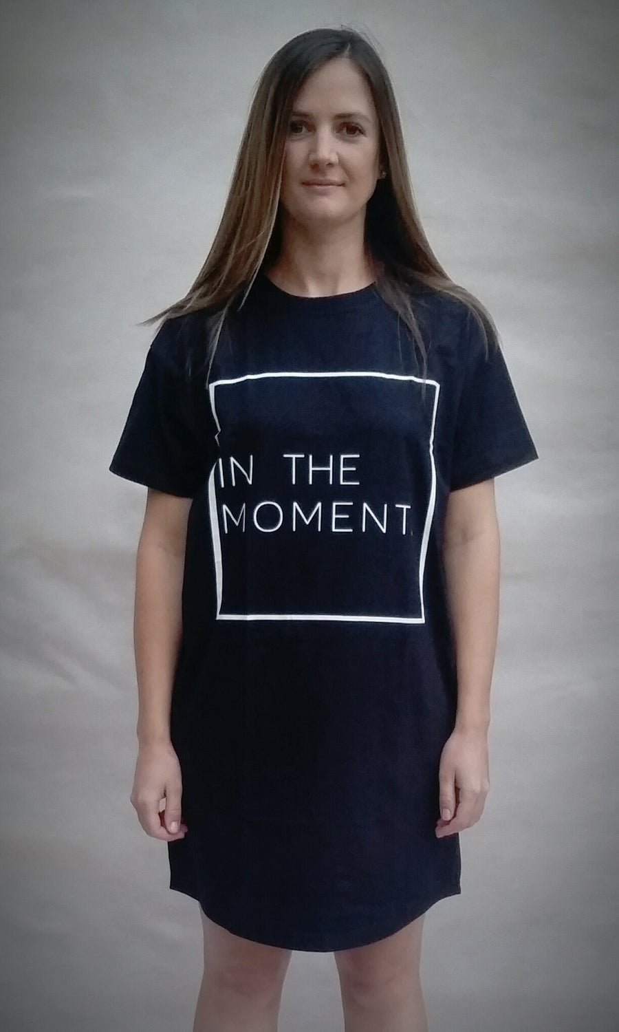 Image of In The Moment - bed tee