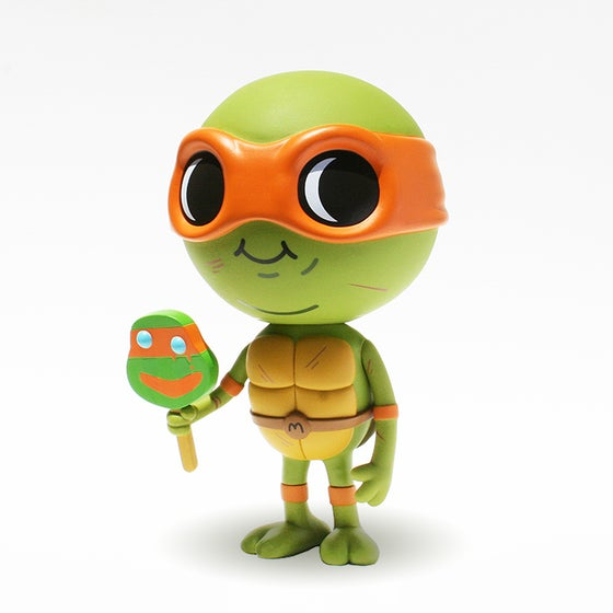 "Image of Lil' Mikey 9"" Vinyl Figure"