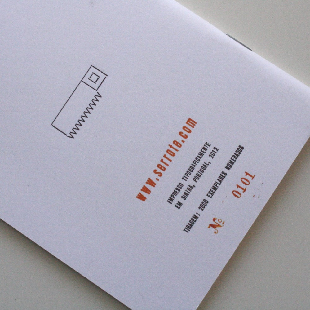 Image of Serrote Notebook - 28
