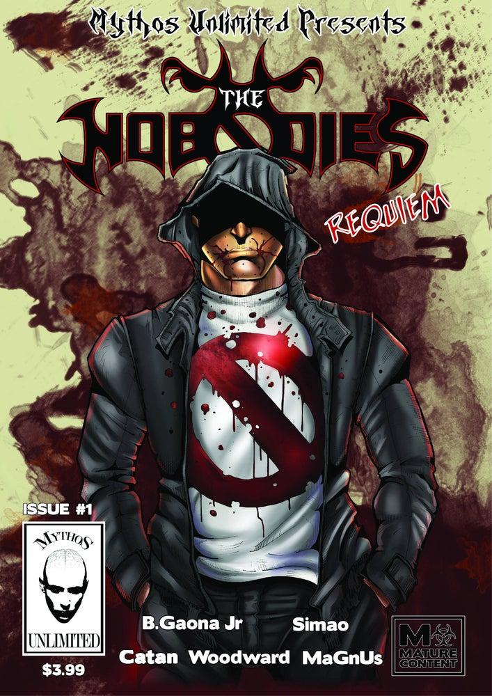 Image of The Nobodies: Requiem.