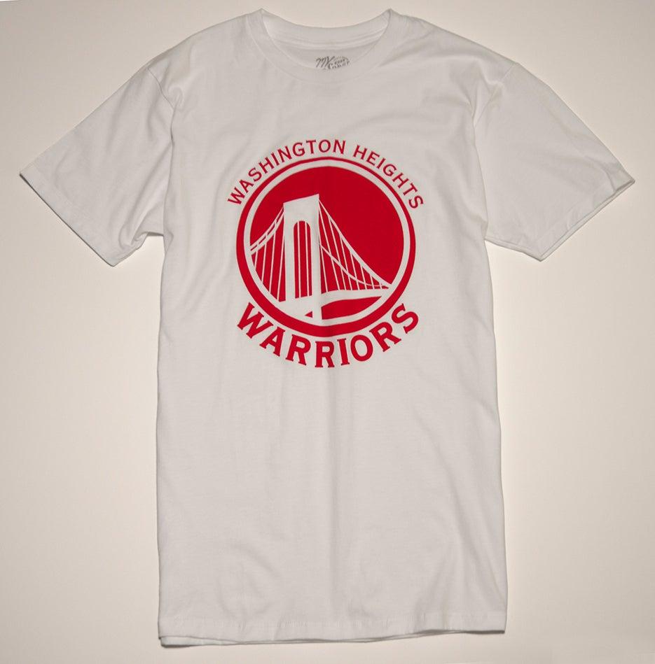 Image of The Washington Heights Warriors tee