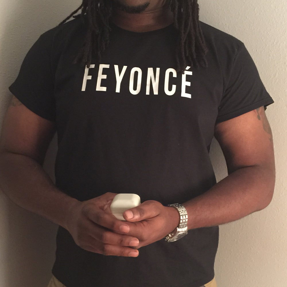 Image of Male Feyonce Tshirt