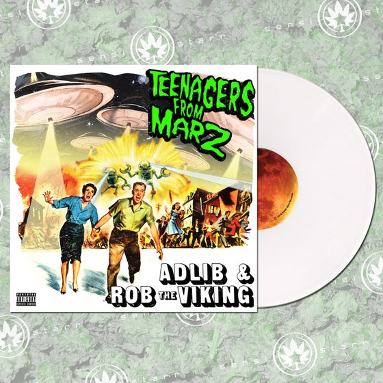 Image of Teenagers From Marz Vinyl