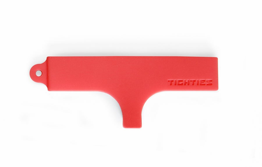 Image of RED TIGHTIES